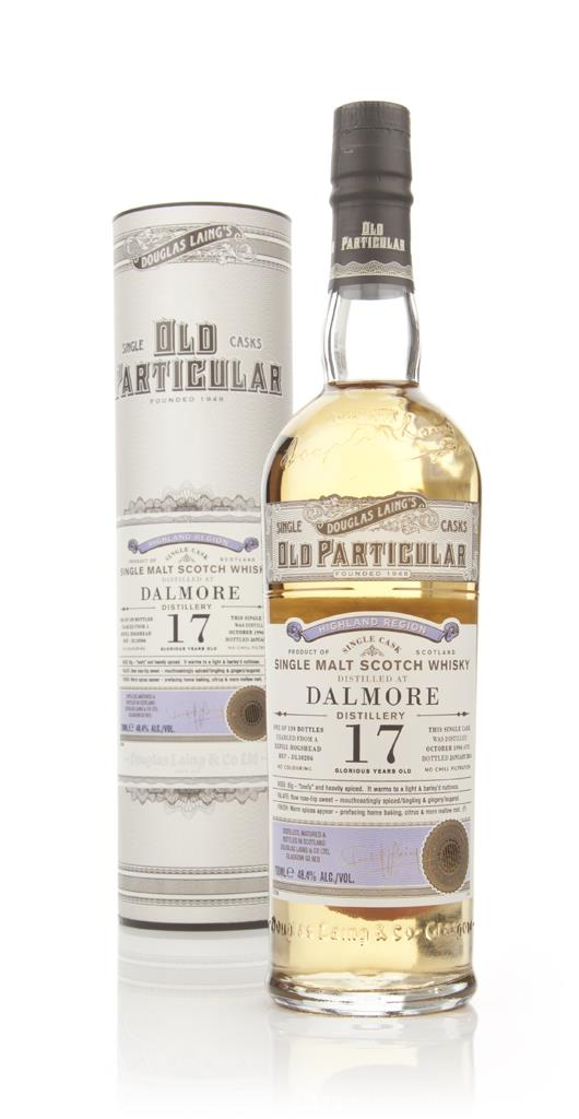 Dalmore 17 Year Old 1996 (cask 10206) - Old Particular (Douglas Laing) Single Malt Whisky