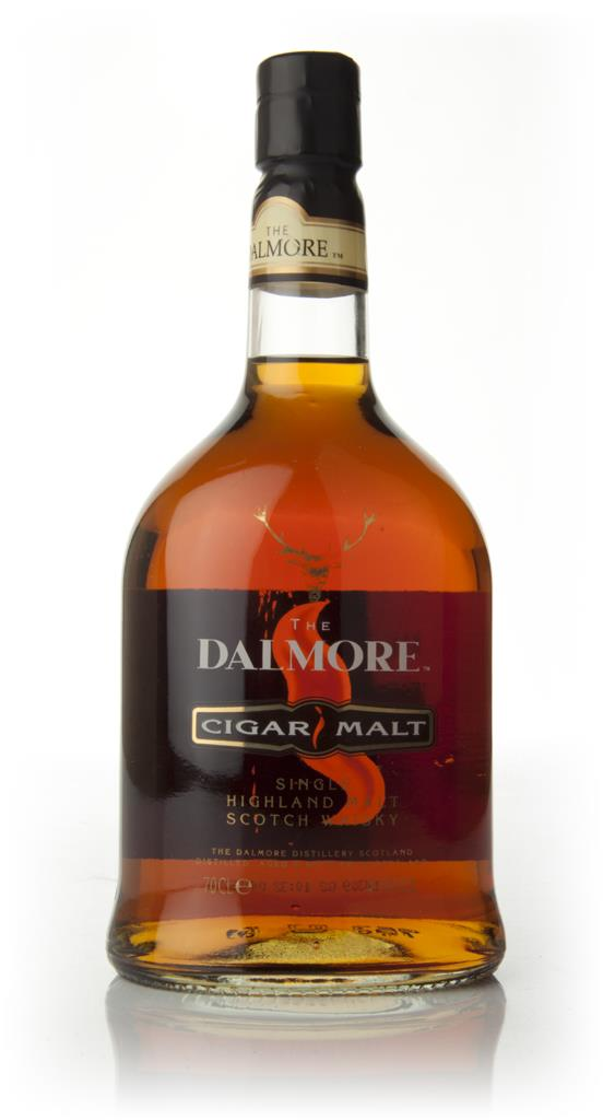 Dalmore Cigar Malt - Old Style Bottle Single Malt Whisky