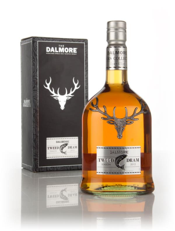 Dalmore Tweed Dram - The Rivers Collection 2012 Single Malt Whisky