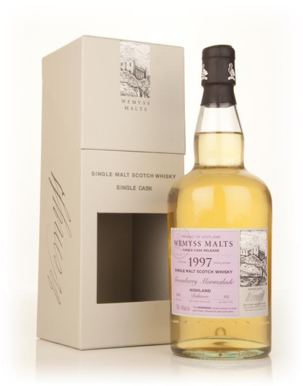 Gooseberry Marmalade 1997 - Wemyss Malts (Dalmore) Single Malt Whisky