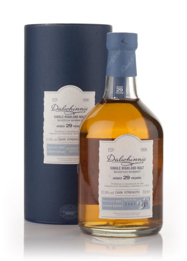 Dalwhinnie 29 Year Old Single Malt Whisky
