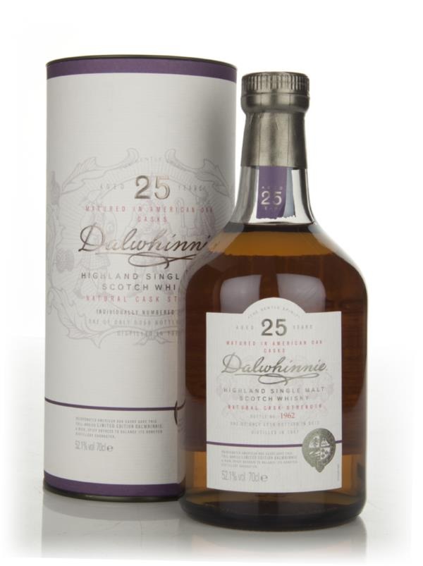 Dalwhinnie 25 Year Old 1987 Single Malt Whisky