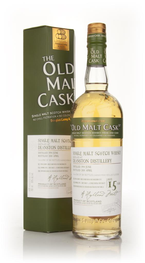 Deanston 15 Year Old 1994 - Old Malt Cask (Douglas Laing) Single Malt Whisky