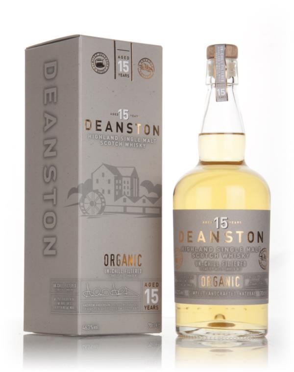 Deanston 15 Year Old Organic 3cl Sample Single Malt Whisky