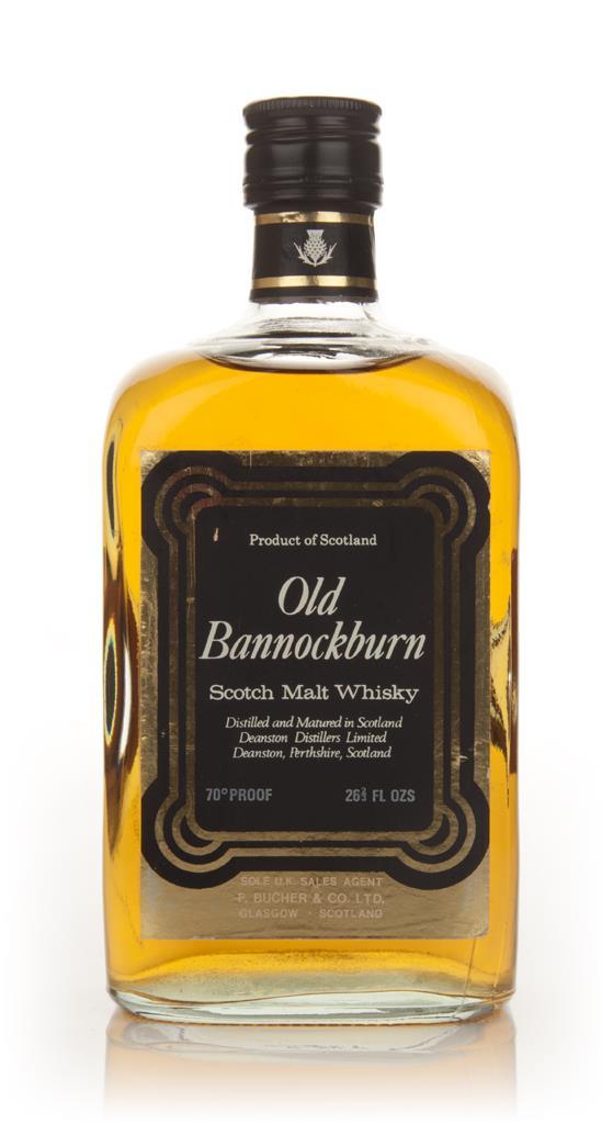 Old Bannockburn - Pre-1974 Blended Whisky