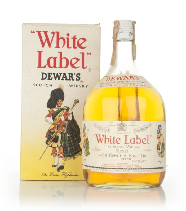 Dewars White Label - 1970s Blended Whisky