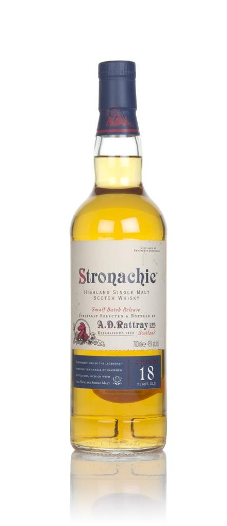 Stronachie 18 Year Old Blended Malt Whisky