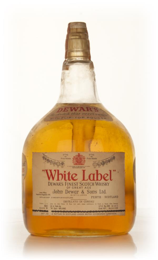 Dewars White Label 2l - 1960s Blended Whisky