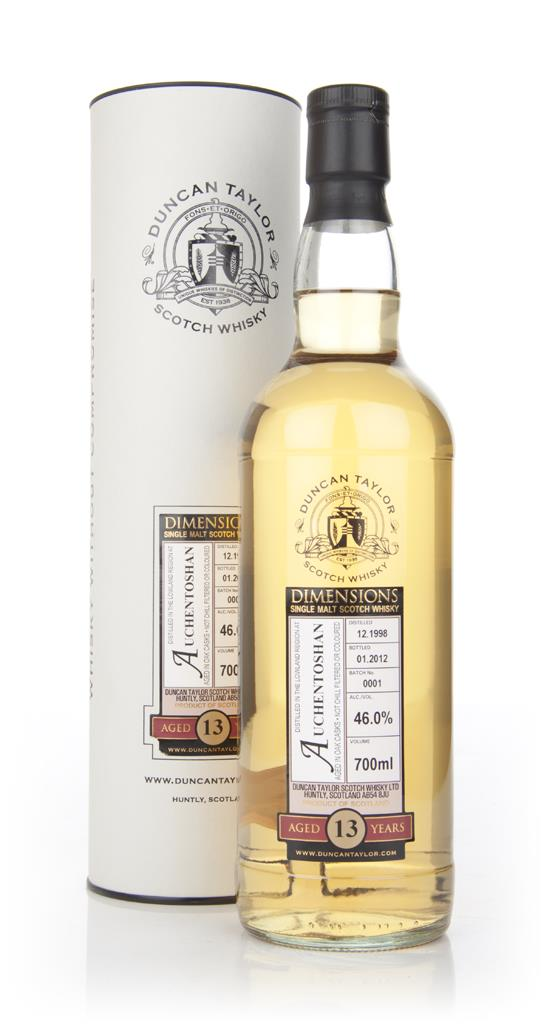 Auchentoshan 13 Year Old 1988 - Dimensions (Duncan Taylor) Single Malt Whisky