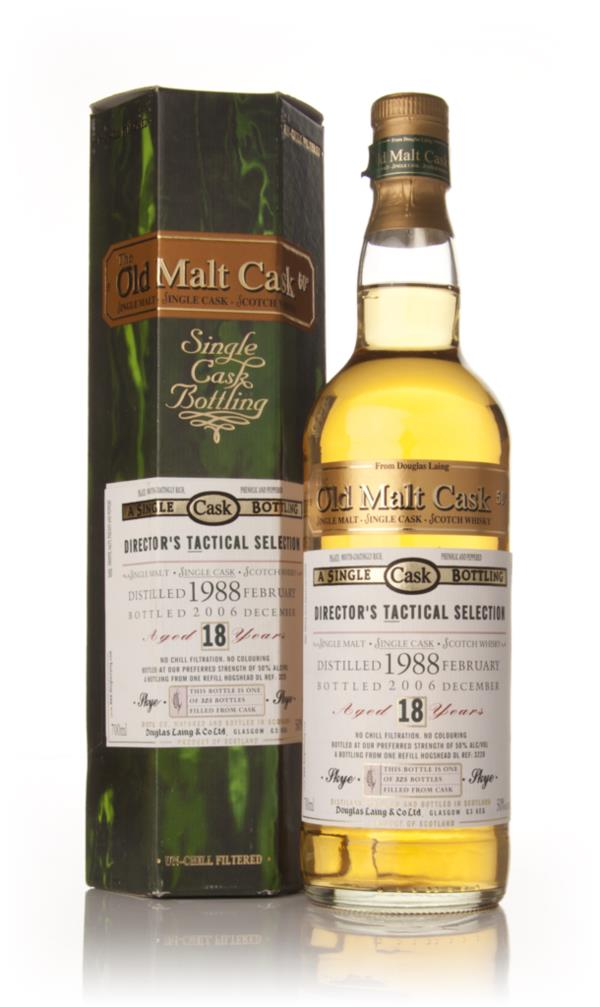 Directors Tactical Selection Talisker 18 Year Old 1988 - Old Malt Cas Single Malt Whisky