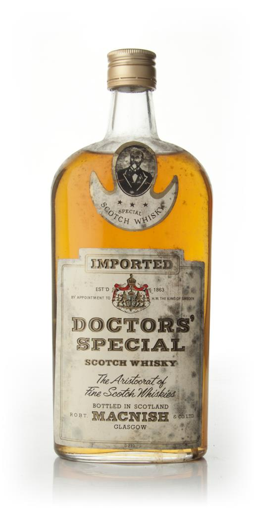 Doctors Special Scotch Blended Whisky