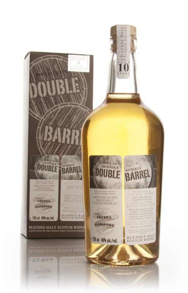 Ardbeg & Glenrothes - Double Barrel (Douglas Laing) Blended Malt Whisky