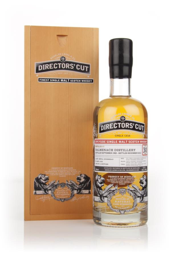Balmenach 30 Year Old 1983 (cask 10162) - Directors' Cut (Douglas Lain Single Malt Whisky
