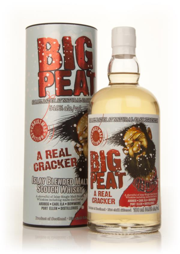 Big Peat at Christmas 2013 Blended Whisky
