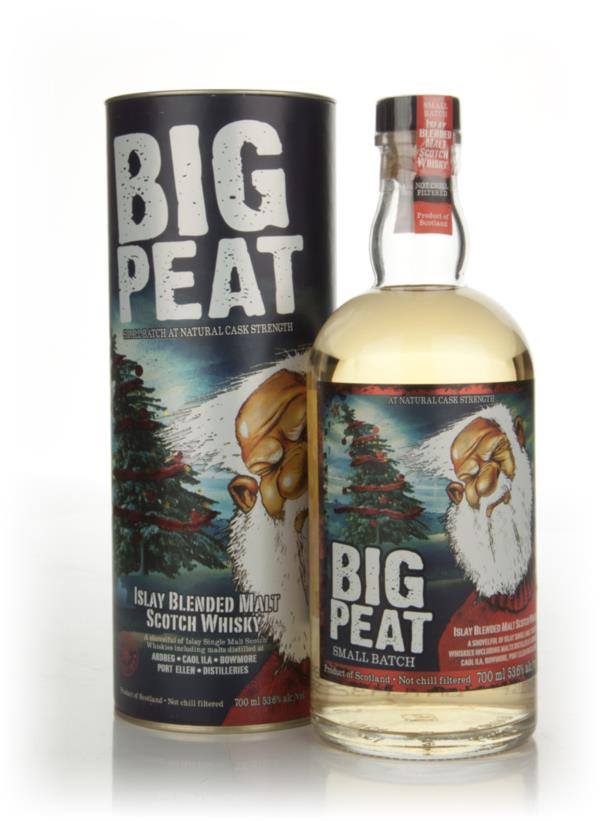 Big Peat at Christmas Blended Whisky