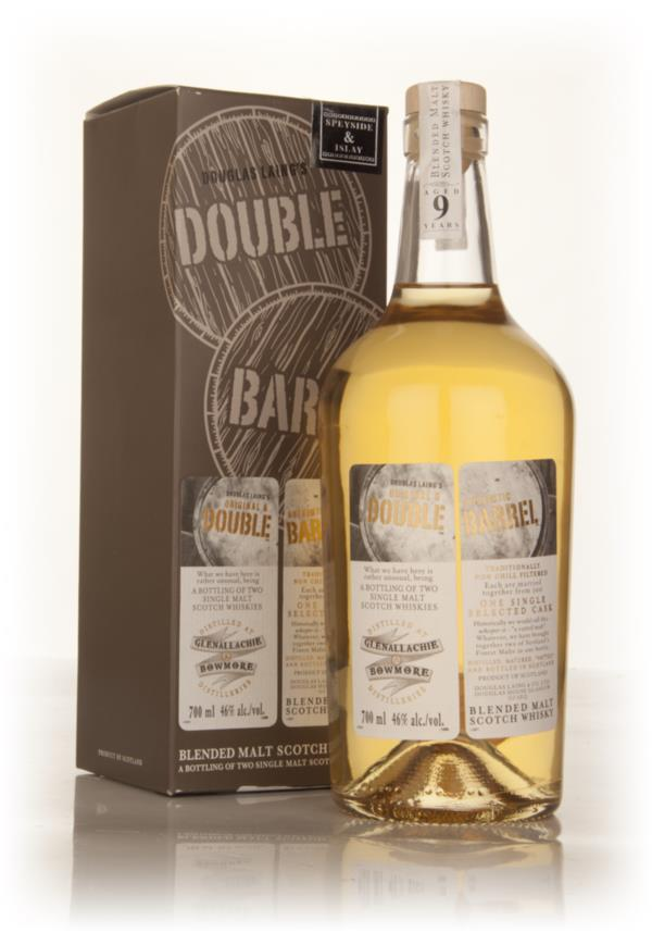 Bowmore & Glenallachie - Double Barrel (Douglas Laing) Blended Malt Whisky