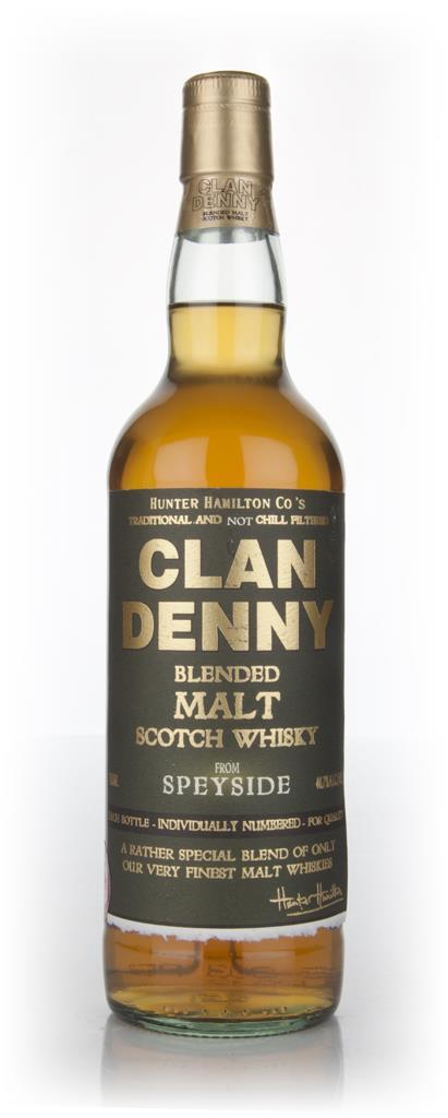 Clan Denny Speyside Blended Malt Blended Malt Whisky