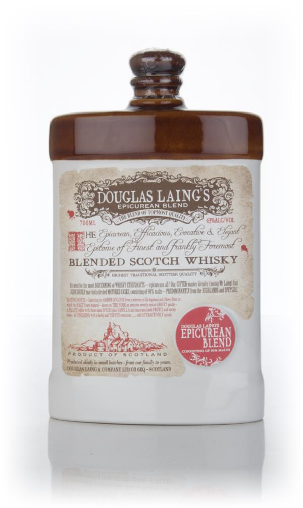 Epicurean Blend - Premier Barrel (Douglas Laing) Blended Whisky