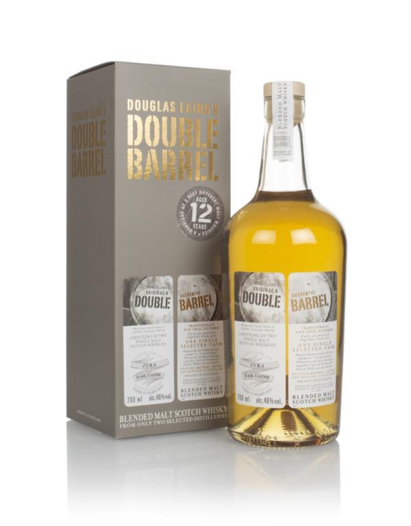 Jura & Dailuaine 12 Year Old - Double Barrel (Douglas Laing) Blended Malt Whisky