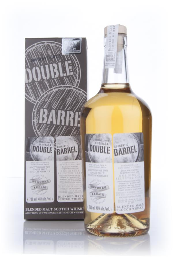 Ledaig & Bowmore - Double Barrel (Douglas Laing) Blended Malt Whisky