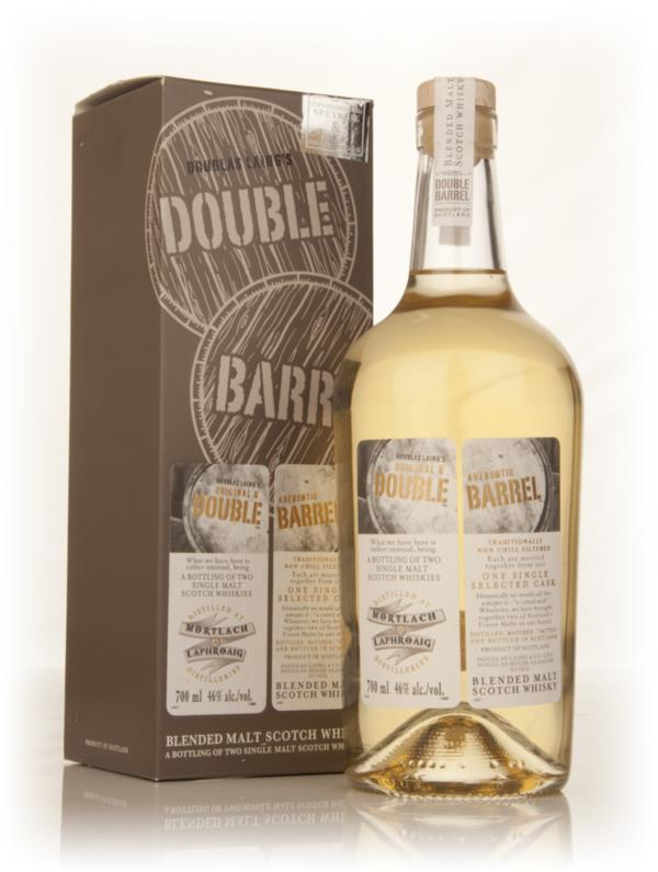 Mortlach & Laphroaig - Double Barrel (Douglas Laing) Blended Malt Whisky