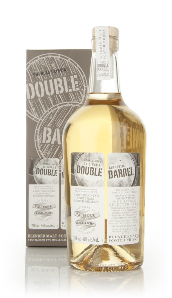 Talisker & Craigellachie - Double Barrel (Douglas Laing) Blended Malt Whisky
