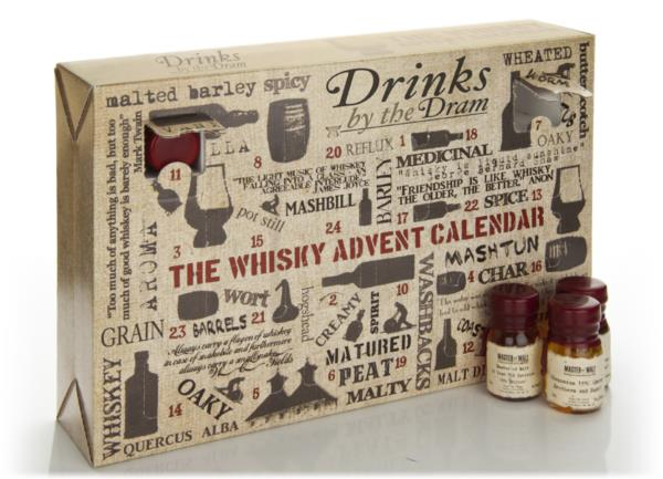 The Whisky Advent Calendar (2012 Edition) Blended Whisky