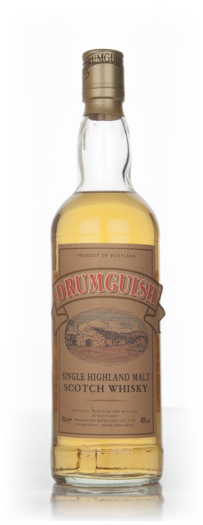 Drumguish (Old Bottling) Single Malt Whisky