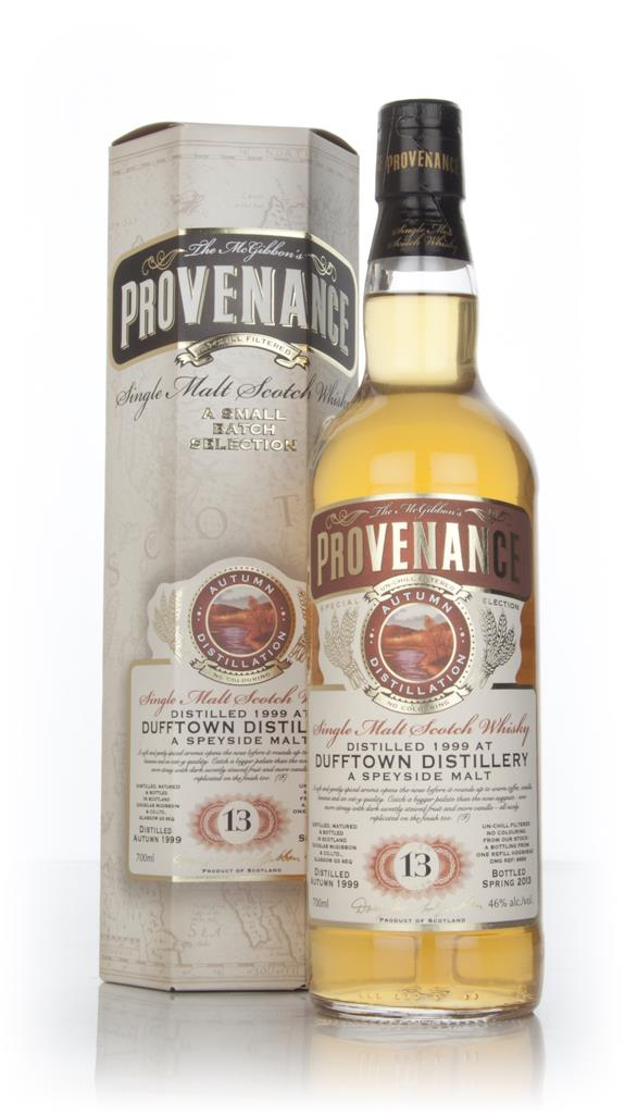 Dufftown 13 Year Old 1999 (cask 9659) - Provenance (Douglas Laing) Single Malt Whisky