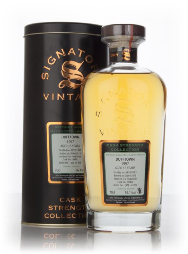 Dufftown 15 Year Old 1997 (cask 19488) - Cask Strength Collection (Sig Single Malt Whisky