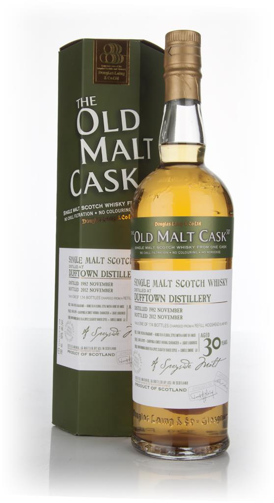 Dufftown 30 Year Old 1982 Cask 9272 - Old Malt Cask (Douglas Laing) Single Malt Whisky