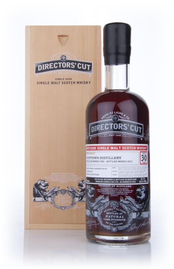 Dufftown 30 Year Old 1982 (cask 8232) - Directors Cut (Douglas Laing) Single Malt Whisky