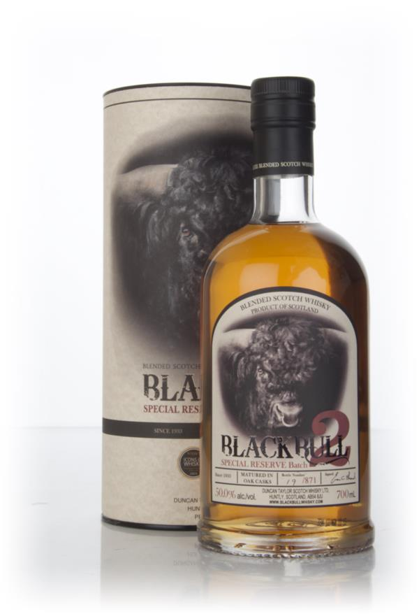 Black Bull Special Reserve Number 2 Blended Whisky