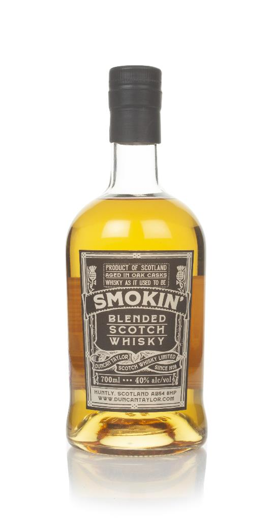 Smokin' - The Gentlemans Dram Blended Whisky