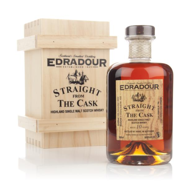 Edradour 10 Year Old 2002 (cask 458) - Straight From The Cask Single Malt Whisky