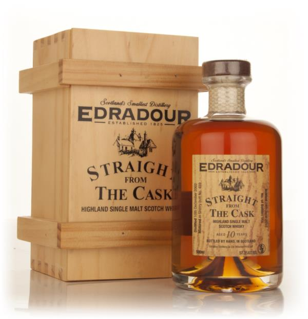 Edradour 10 Year Old 2002 (cask 459) - Straight from the Cask Single Malt Whisky