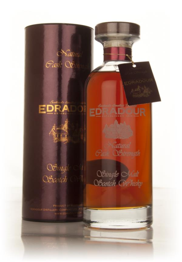 Edradour 1999 Natural Cask Strength (cask 229) - Ibisco Decanter Single Malt Whisky
