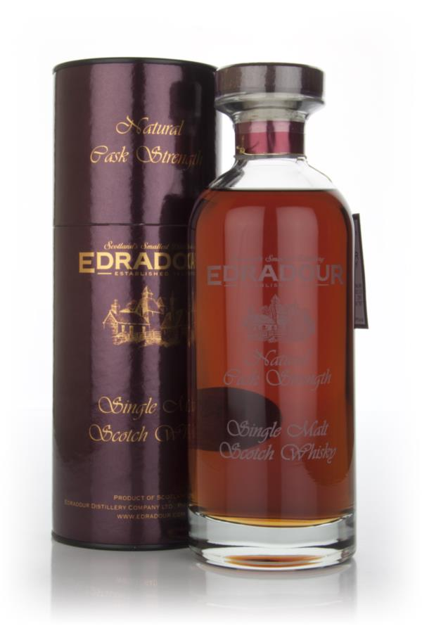 Edradour 1999 Natural Cask Strength (cask 291) - Ibisco Decanter Single Malt Whisky