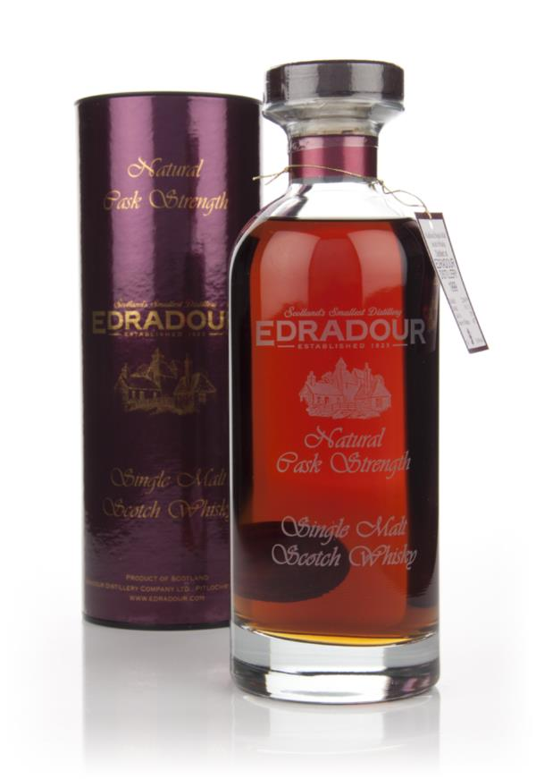 Edradour 1999 Natural Cask Strength (cask 295) - Ibisco Decanter Single Malt Whisky