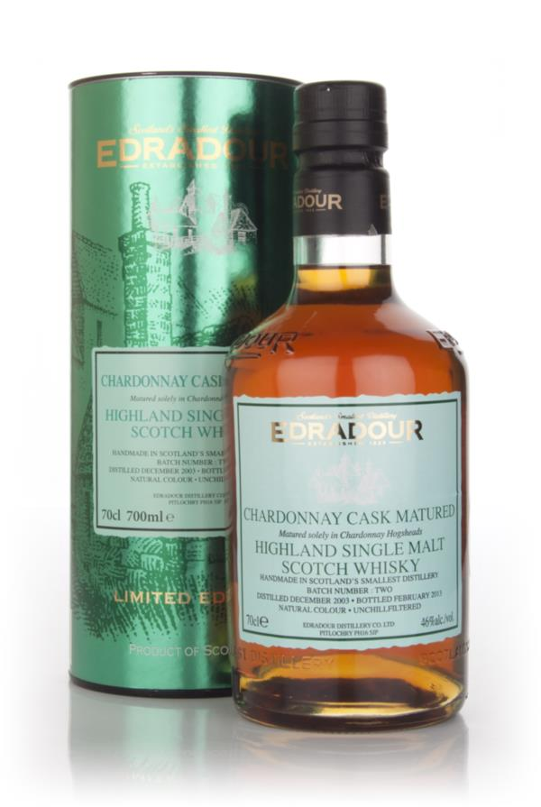 Edradour 2003 Chardonnay Cask Matured - Batch 2 Single Malt Whisky