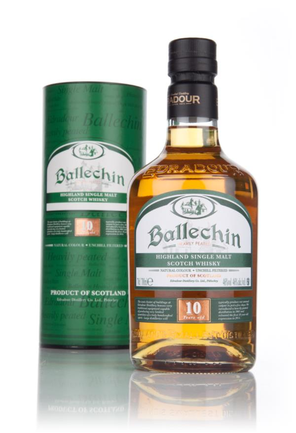 Edradour Ballechin 10 Year Old Single Malt Whisky