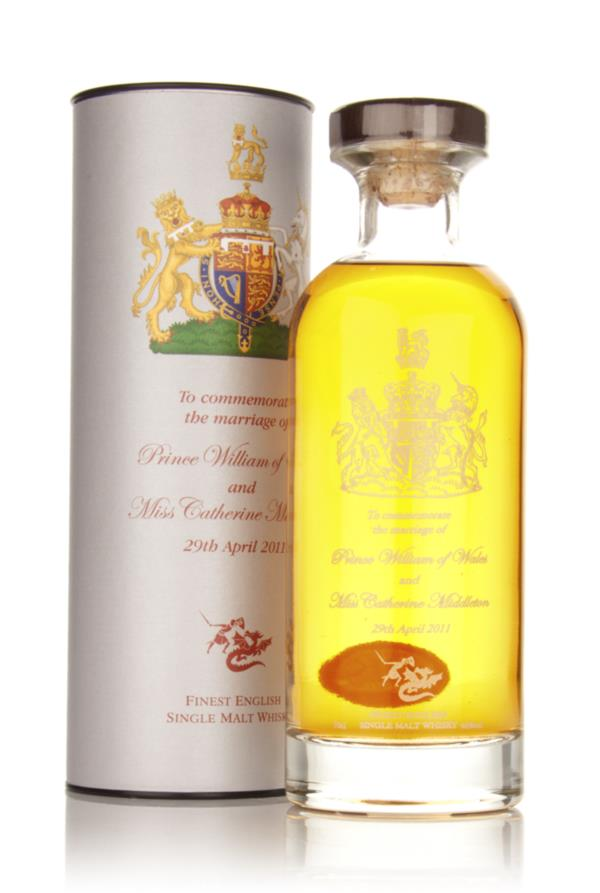 English Whisky Royal Marriage Single Malt
