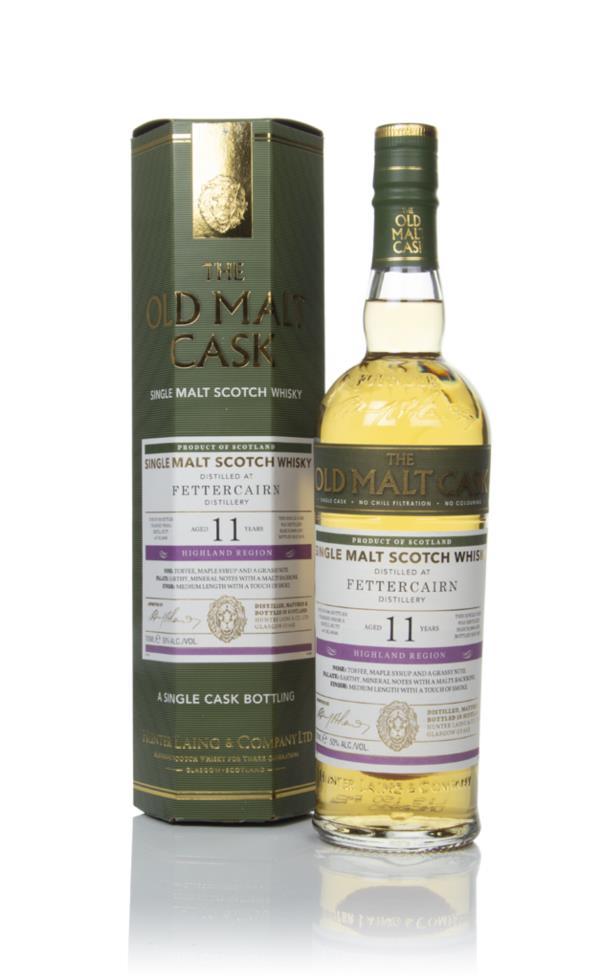 Fettercairn 11 Year Old 2008 (cask 16646) - Old Malt Cask (Hunter Lain Single Malt Whisky