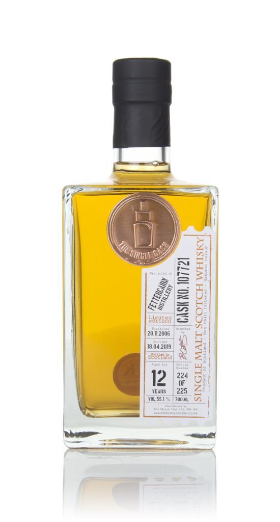 Fettercairn 12 Year Old 2006 (cask 107721) - The Single Cask Single Malt Whisky