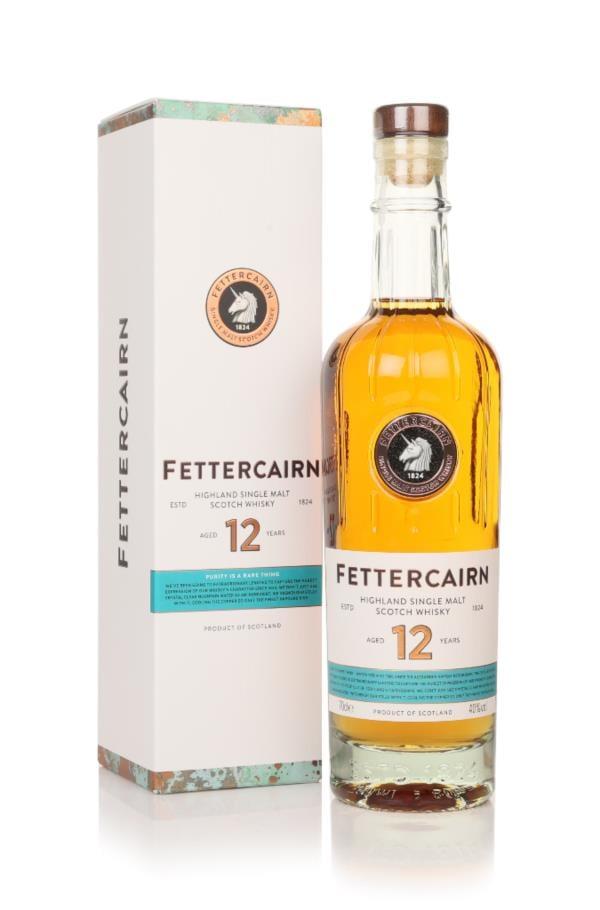 Fettercairn 12 Year Old Single Malt Whisky