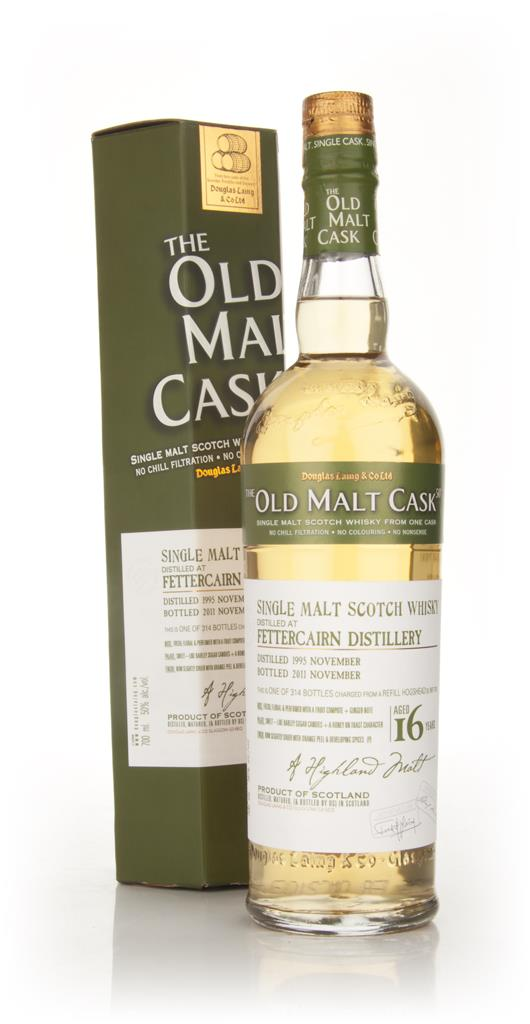 Fettercairn 16 Year Old 1995 - Old Malt Cask (Douglas Laing) Single Malt Whisky