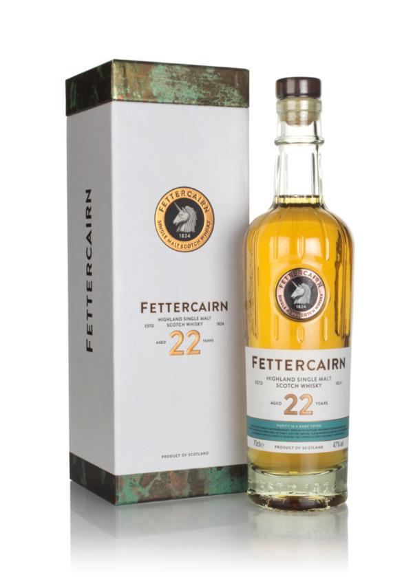 Fettercairn 22 Year Old Single Malt Whisky