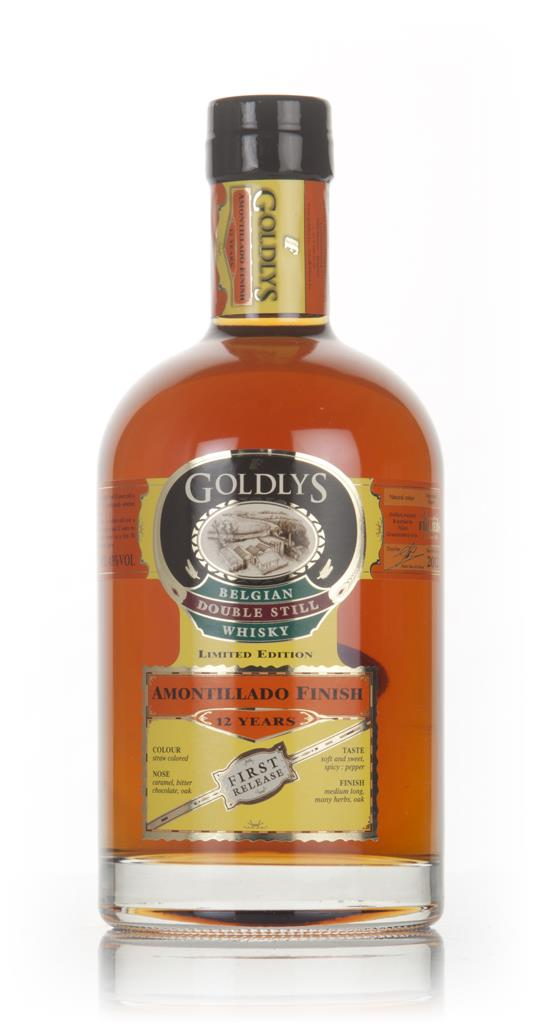 Goldlys 12 Year Old Amontillado Finish (1st Release) Grain Whisky
