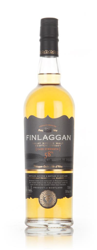 Finlaggan Cask Strength Single Malt Whisky