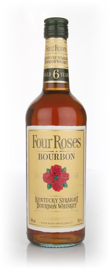 Four Roses 6 Year Old - 1980s Bourbon Whiskey